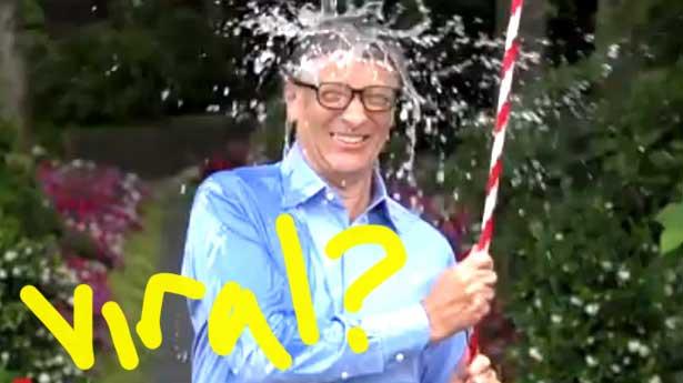 Bill Gates ALS